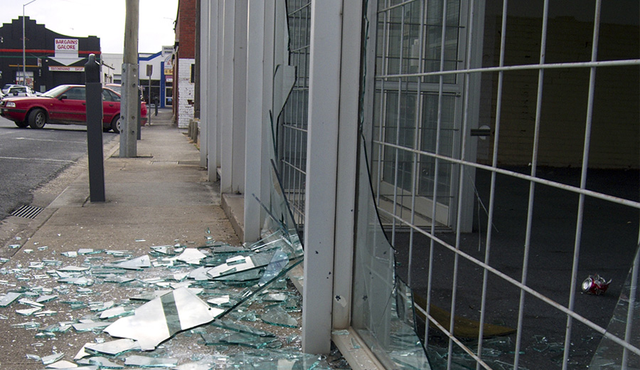 Increase the privacy and security of your business with window film