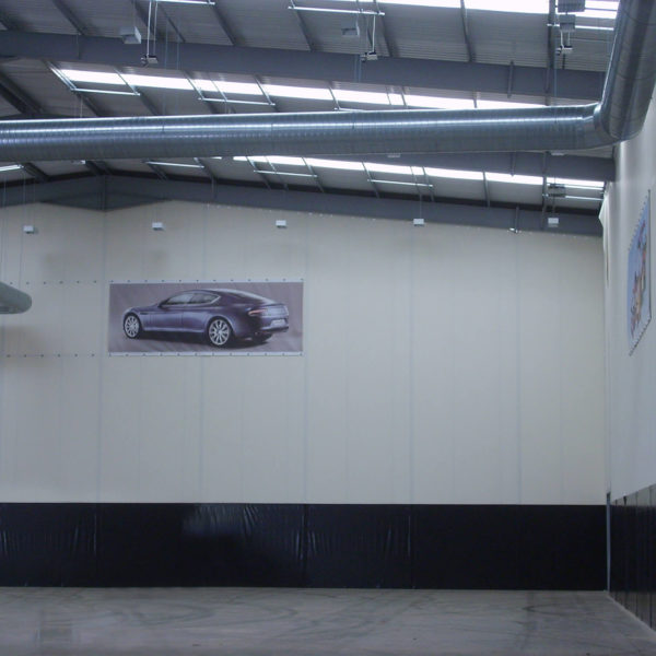Flexiwall Aston Martin