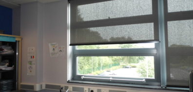 Buile Hill School College Blinds