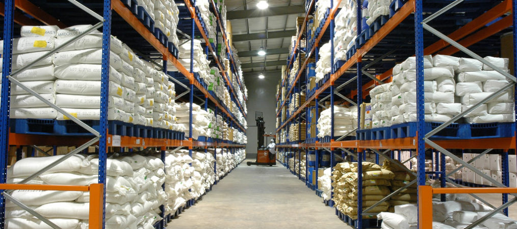 Brexit stockpiling could leave UK with a shortage of warehouses
