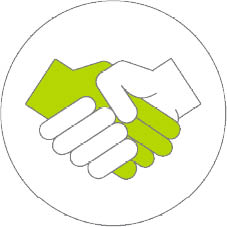 Trustworthy - We take ownership and are clear, accurate and straightforward to work with