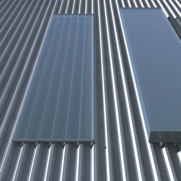 Easipanel Reflective Roof Light Panel Westgate