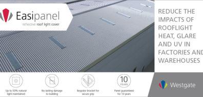Easipanel - Reflective Roof Light Cover