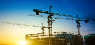 How did the construction market shape up in Q1 2019?