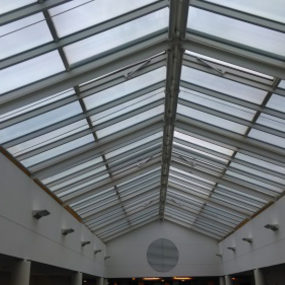 Cranfield University window film