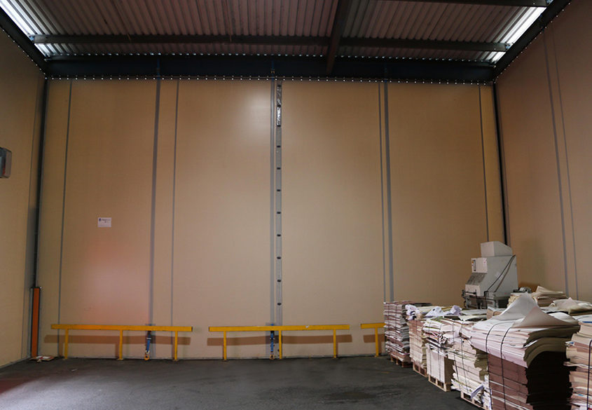 Coveris Flexiwall and Fastflex