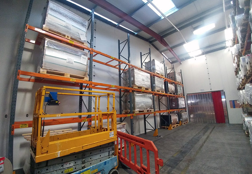 Amcor Flexiwall case study