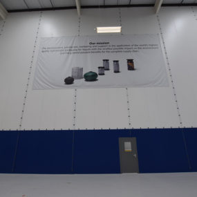 Lightweight Containers Flexiwall