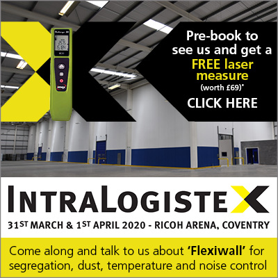 Westgate exhibiting at IntraLogisteX 2020