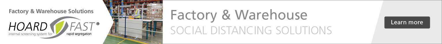 Factory & Warehouse Social Distancing Solutions